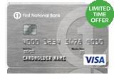 CashBack Visa® Card