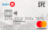 BMO SPC®** CashBack® MasterCard®