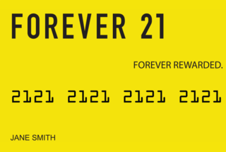 forever 21 credit card details sign up bonus rewards payment information reviews. Black Bedroom Furniture Sets. Home Design Ideas