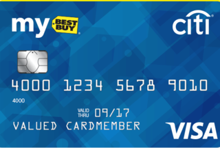 MY BEST BUY VISA® CARD