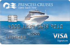 Barclays Princess Cruises Rewards Visa Card