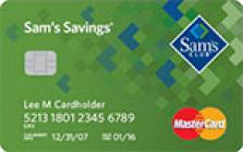 Sam's Club® Credit Card