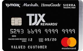 TJX Rewards Platinum MasterCard®